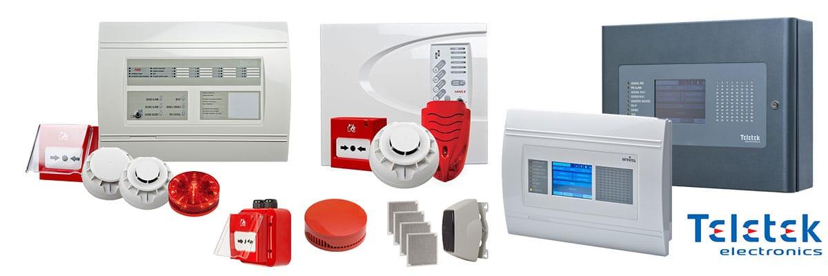 Teletek Yangın Alarm Sistemleri